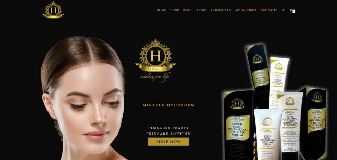 HVitality Web Design